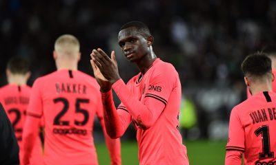 Exclu - Tanguy Kouassi souhaite signer son premier contrat professionnel au PSG