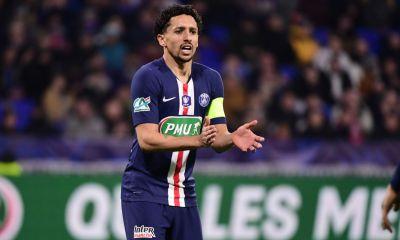 Pierre-Fanfan adoube Marquinhos au poste de capitaine du PSG