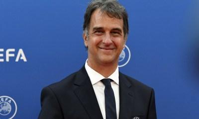 Le vice-président de l'UEFA évoque la présence des supporters et la Super Ligue européenne