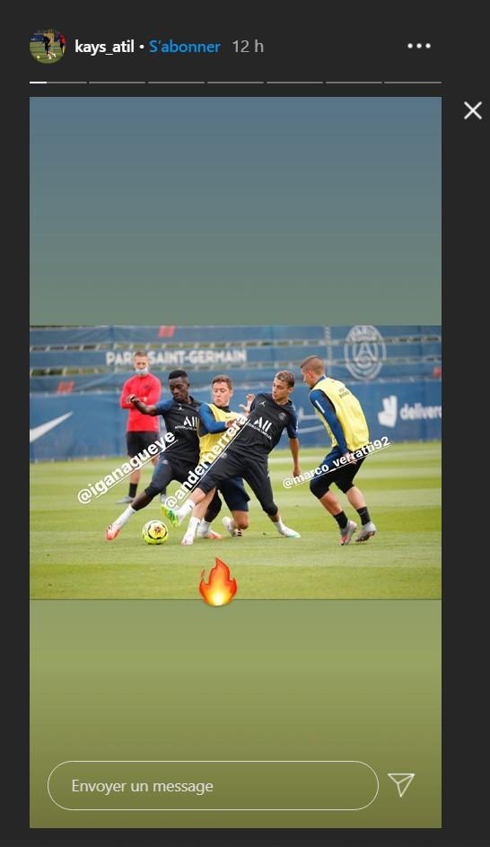 Les images du PSG ce vendredi : Tirage de la Ligue des Champions et zapping