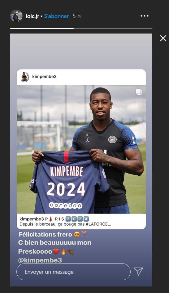 Les images du PSG ce samedi: Prolongation de Kimpembe, repos et anniversaire