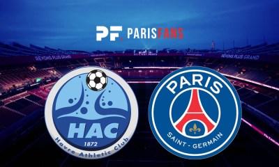 Le Havre/PSG - Chaîne et horaire de diffusion