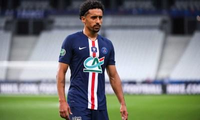 """PSG/Saint-Etienne - Marquinhos """"Une finale, il faut savoir la gagner, peu importe comment"""""""
