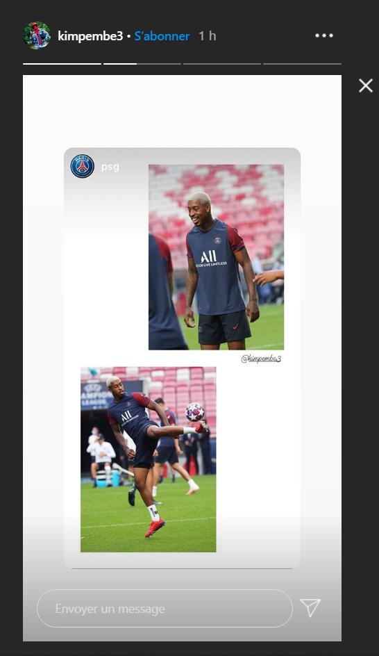 Les images du PSG ce mardi: Déplacement à Lisbonne, conférence de presse et entraînement