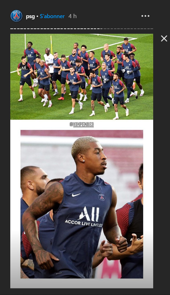 Les images du PSG ce samedi: Préparation, victoire des féminines et soutient des légendes