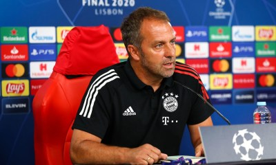 PSG/Bayern - Flick évoque le groupe, la façon d'aborder le retour, Mbappé et Neymar