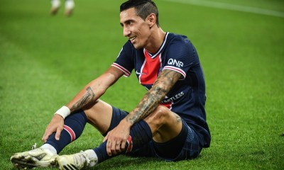 La LFP explique la suspension de 4 matchs de Di Maria