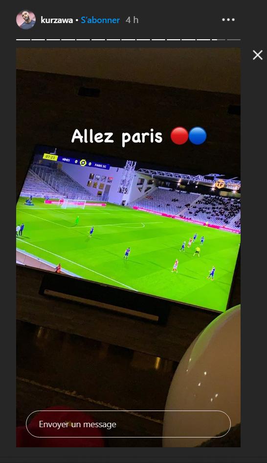 Les images du PSG ce vendredi: Victoire à Nîmes, No Comment et première pour les recrues