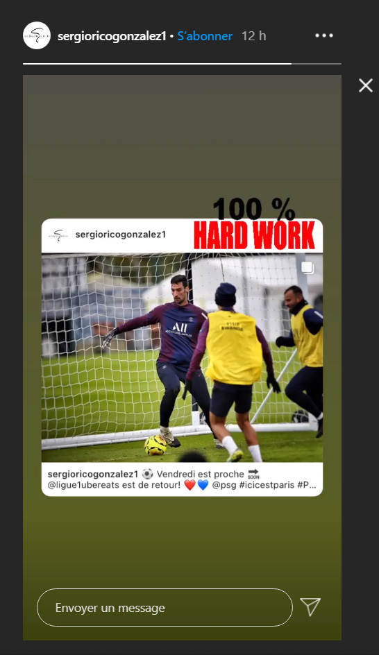 Les images du PSG ce mercredi: Ligue des Nations, Qualifications au mondial et entraînement