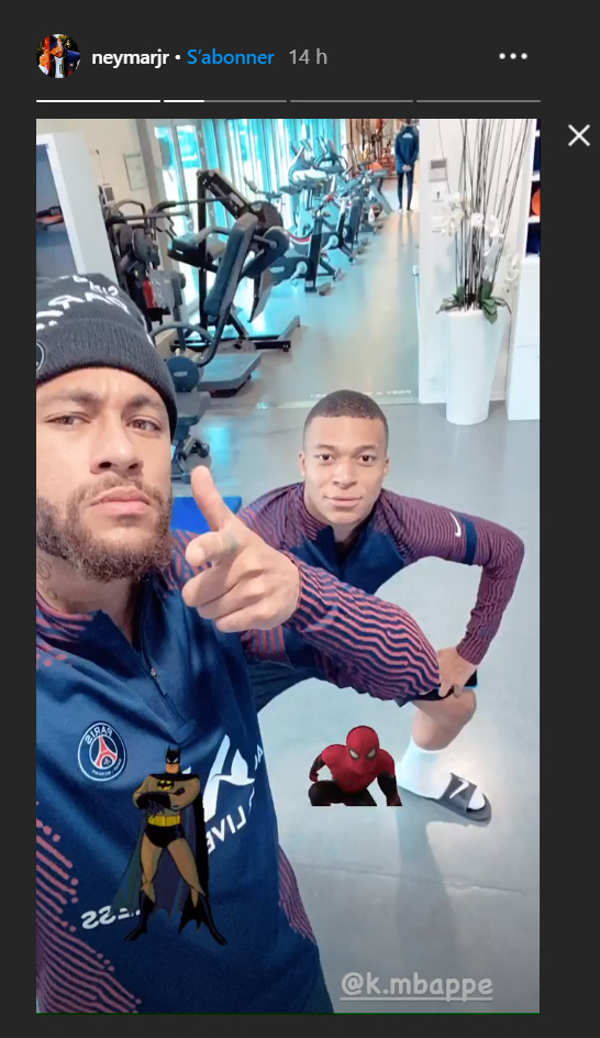 Les images du PSG ce mardi: La coupe d'Europe reprends, Paris retrouve Manchester United