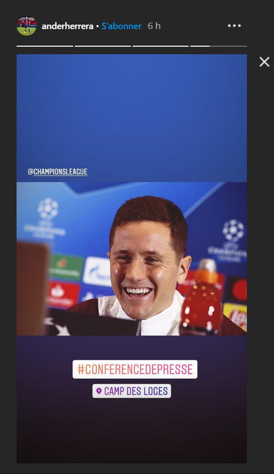 Les images du PSG ce lundi: Conférence de presse et préparation avant Manchester United