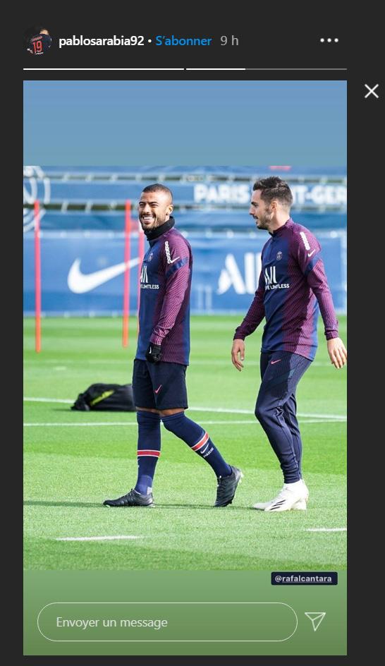 Les images du PSG ce vendredi: Résultats des internationaux, notes FIFA et No Comment
