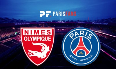 Nîmes/PSG - Le groupe nîmois