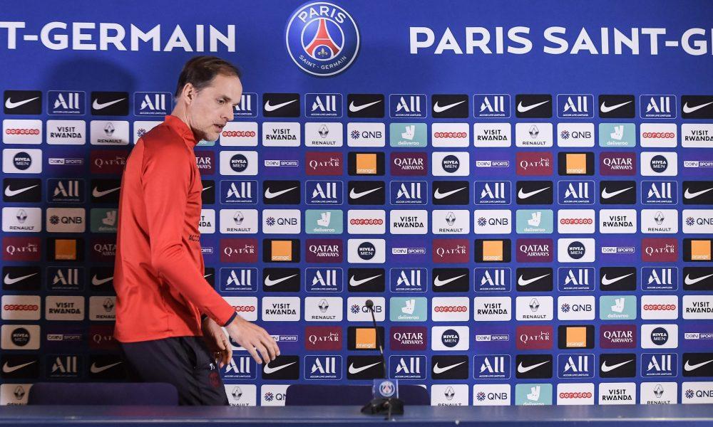"""PSG/Dijon - Tuchel prévient """"Il ne faut pas trop demander aux joueurs."""""""