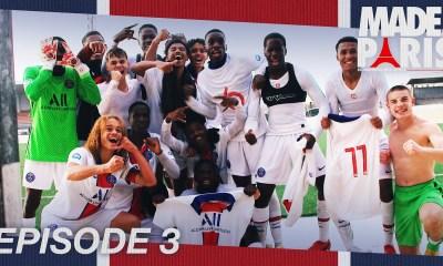 Les images du PSG ce dimanche: Made In Paris, repos, internationaux