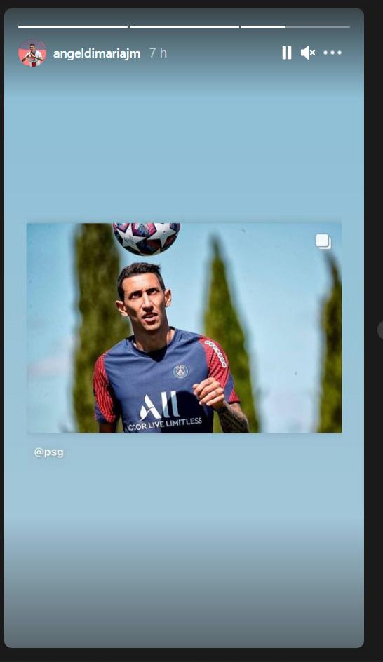 """Les images du PSG ce dimanche: Vacances au chaud, """"Tu préfères ?"""""""