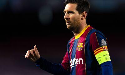 Messi au PSG «ce serait un rêve», mais Moatti n'y croit pas