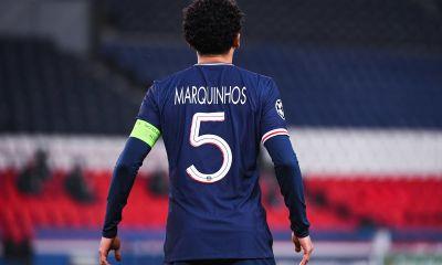 """Douchez souligne que Marquinhos est """"l'un des meilleurs au monde"""" et clairement un """"défenseur"""