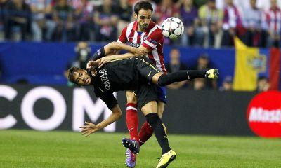 Juanfran trouve «très difficile» de jouer contre Neymar, qui a «un jeu qui provoque»