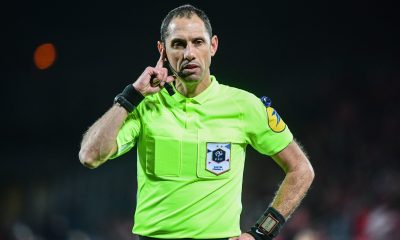 Montpellier/PSG - Lesage arbitre de la rencontre, attention aux cartons !