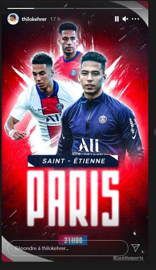 Les images du PSG ce mercredi: Saint-Etienne PSG et présentation du staff de Pochettino