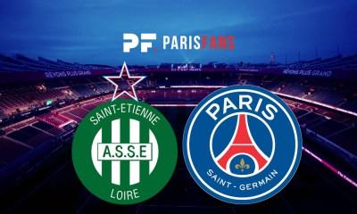 Saint-Étienne/PSG - L'Equipe fait le point sur le groupe parisien avec une équipe probable