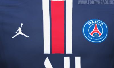 Fooyt Headlines publie des images du maillot domicile du PSG pour la saison 2021-2022