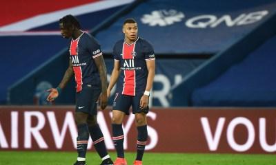 Mbappé logiquement suspendu pour Bordeaux/PSG
