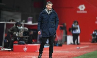 """Brest/PSG - Dall'Oglio évoque des regrets dans l'efficacité alors qu'il y a eu """"de bonnes choses"""""""
