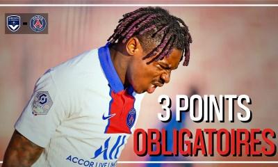 Podcast Bordeaux/PSG - L'équipe parisienne et nos scores