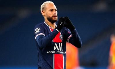 """Neymar """"La prolongation au PSG ? Ce n'est plus un problème...Je me sens chez moi"""""""