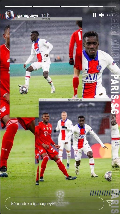 Les images du PSG ce jeudi: Gros plan sur Bayern/Paris