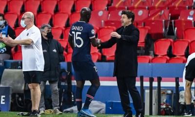 PSG/Bayern - Pochettino évoque la qualification, la demi-finale, Gueye, Diallo et Dagba