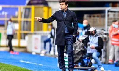 """Strasbourg/PSG - Pochettino est """"heureux, parce que la performance collective était de qualité"""""""