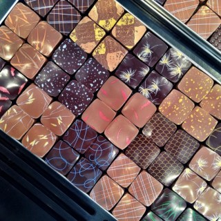 Jacques Genin chocolates