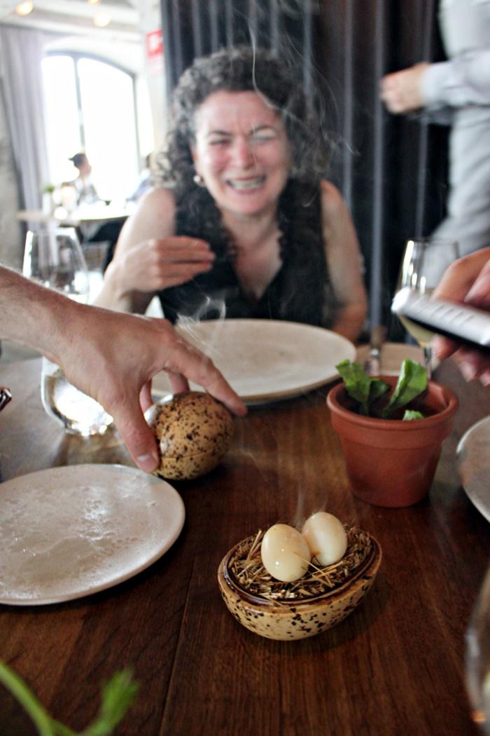 noma quail egg