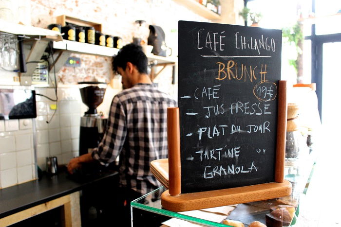 Cafe Chilango brunch