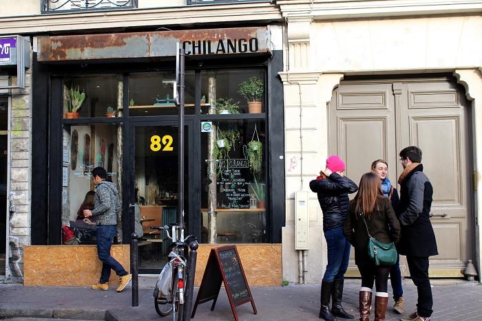 Cafe Chilango