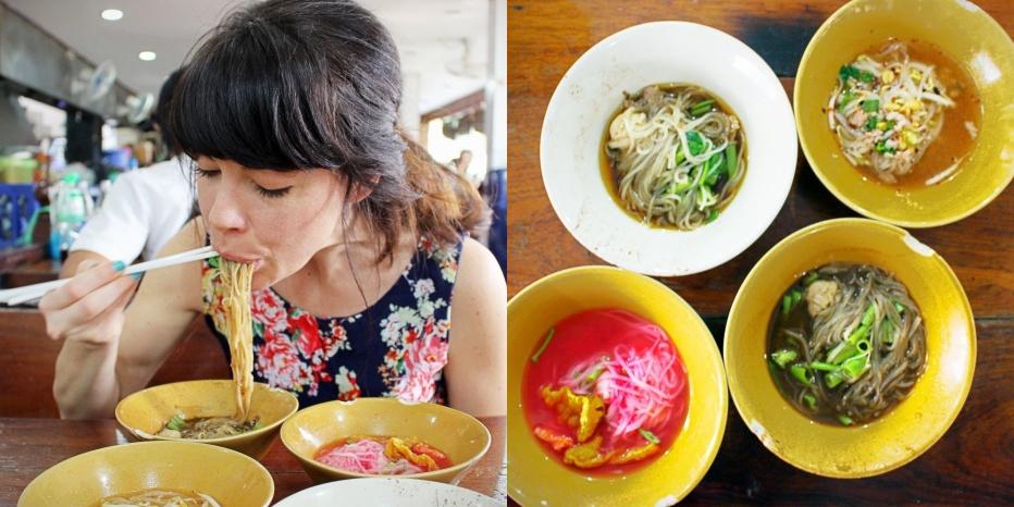 best oat noodles in bangkok