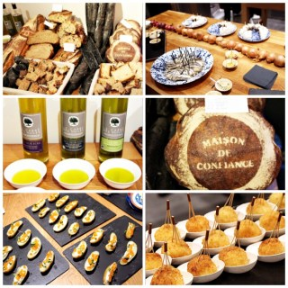 En Rang D'Oignons: An evening with Paris chefs & the foods they can't resist