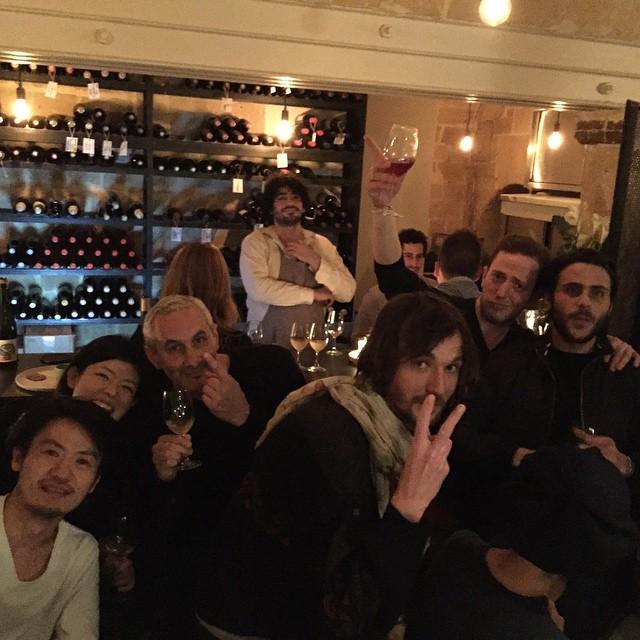 Restaurant AT Bar à vins