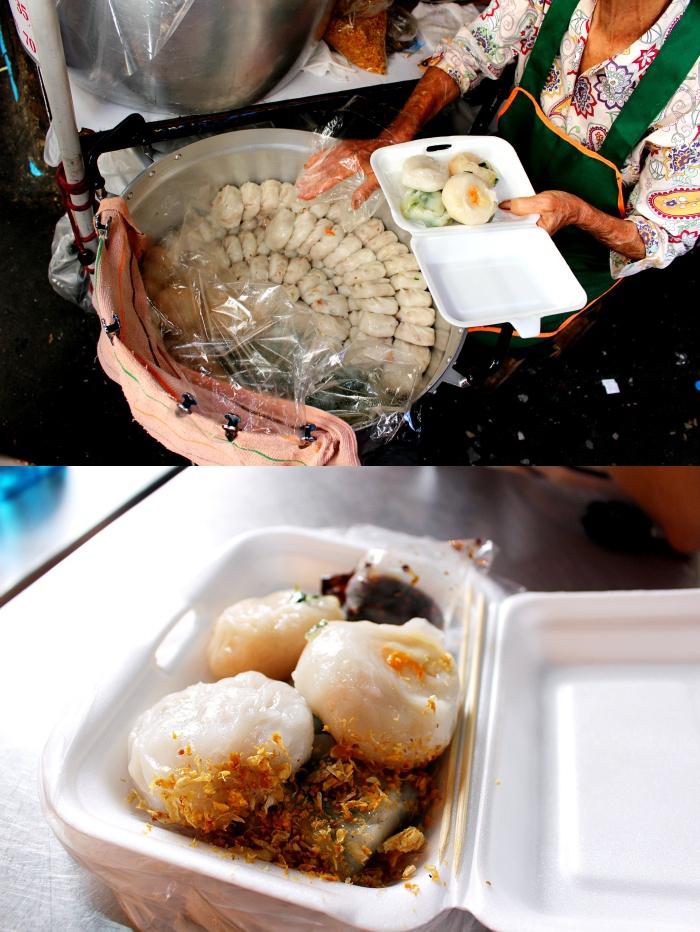 Best Food In Wang Lang Market