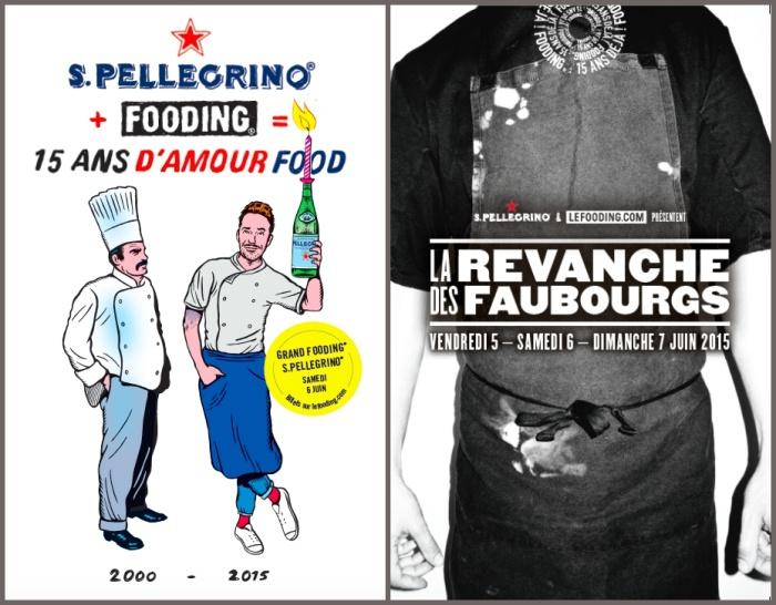 Le Fooding 15 Year Birthday San Pellegrino