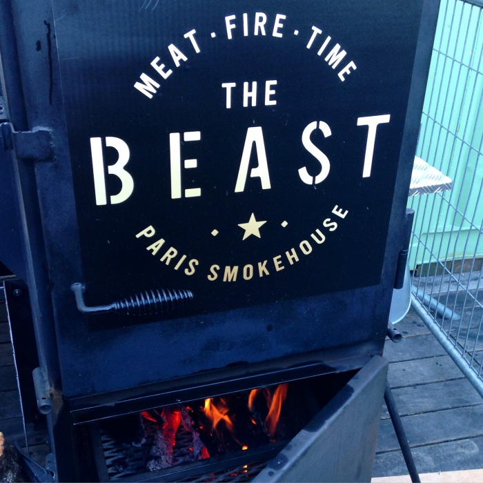 the beast bbq paris