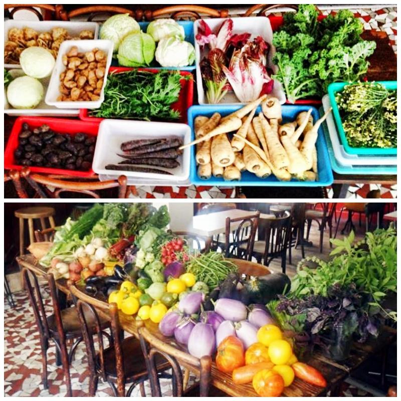 Au Passage produce