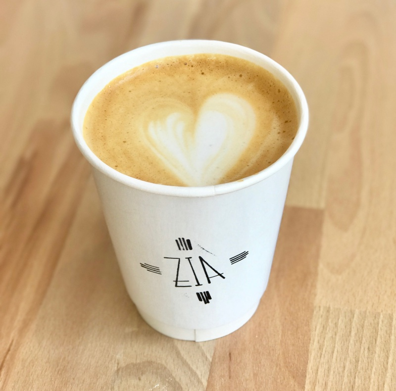 Zia To-Go Coffee Paris