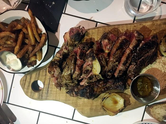 Brutos Restaurant Paris