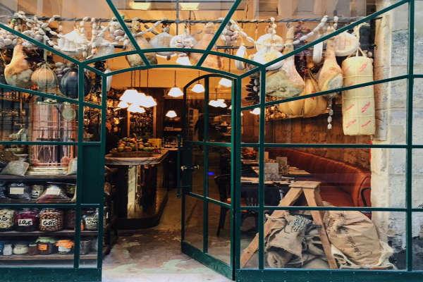 Restaurant italien Biglove Caff trattoria pizza au Marais
