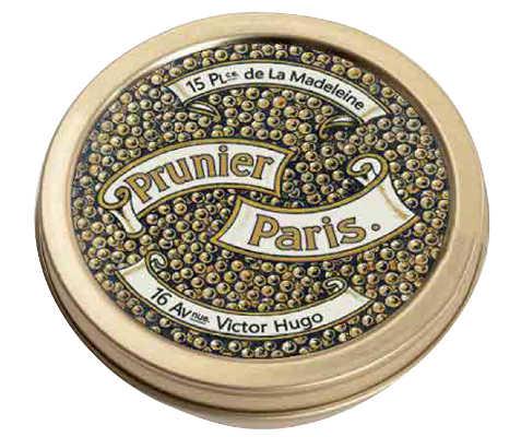 Super offre caviar Prunier - Shopping Gourmand