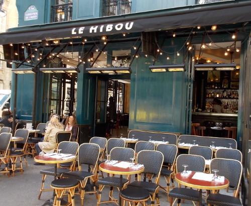 Le Hibou  Un restaurant bar  cocktails avec terrasse  lOdon